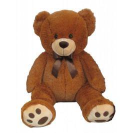 MAC TOYS - Plyšový Medvedík 60 Cm, Svetlo Hnedý