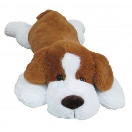 MAC TOYS - Plyšový psík 90 cm, hnedý