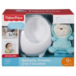 MATTEL - Fisher Price Motýľov Kamarát Pre Pokojné Sny