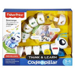 MATTEL - Fisher Price Ps Húsenica Code-A-Pillar