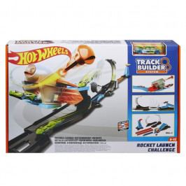 MATTEL - Hot Hot Wheelseels Track Builder Výzva So Slučkou