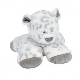 NATTOU - Hračka plyšová hrkacia leopard Lea LLH 18 cm