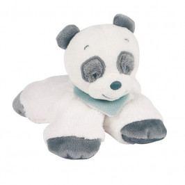 NATTOU - Hračka plyšová hrkacia panda Loulou LLH 18 cm