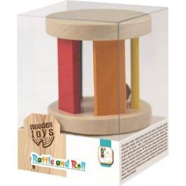 TREFL - Drevená hrkálka