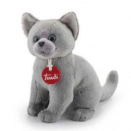 TRUDI - Mačiatko -  Šedé mačiatko, 20cm