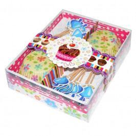 WIKY - Cukrárské košíčky 870907 sada