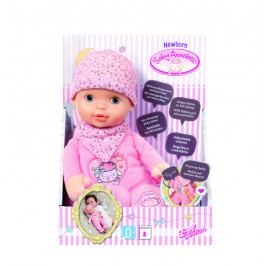 ZAPF - Baby Annabell Newborn s tlukotom srdca
