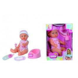 SIMBA - Bábika New Born Baby Darling 30 Cm, 2 Druhy