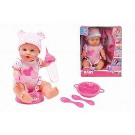 SIMBA - Nbaby Born Bábika Baby Care 30 Cm