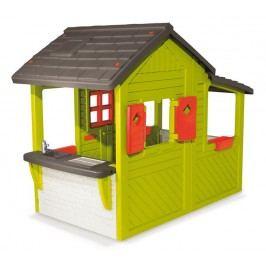 SMOBY - 310300 domček Floralie New