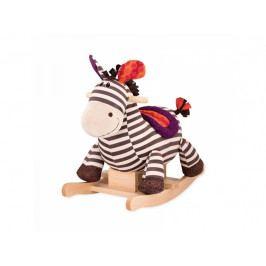 B-TOYS - Hojdacia zebra Kazoo