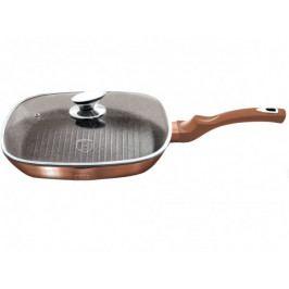 BLAUMANN Berlinger haus - Panvica grill 28cm Rosegold, BH-1610N