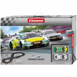 CARRERA - Autodráha Carrera EVO 25234 DTM Speed ??Duel