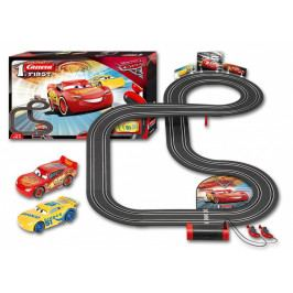CARRERA - Autodráha Carrera FIRST - 63011 Disney Cars 3