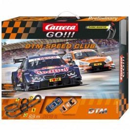 CARRERA - Autodráha Carrera GO 62448 DTM Speed ??Club