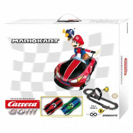 CARRERA - Autodráha Carrera GO 62472 Nintendo Mario Kart