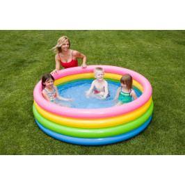 INTEX - Bazén farebný 168 x 46 cm