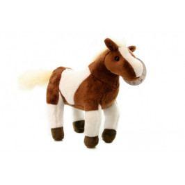 LAMPS - Hnedo-biely kôň plyšový