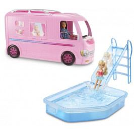 MATTEL - Barbie Dream Camper Karavan snov