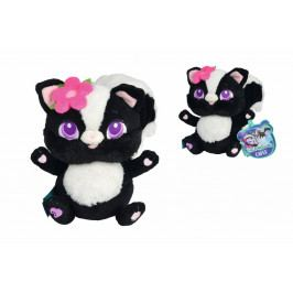 SIMBA - Enchantimals Plyšový skunk Caper 35 cm