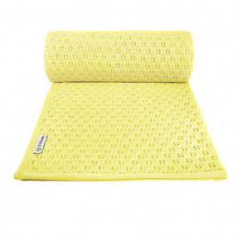 T-TOMI - Pletená detská deka summer, yellow