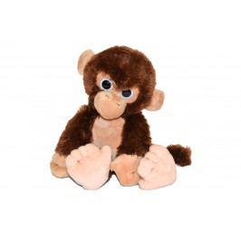 WIKY - Opica plyšová 32 cm