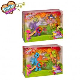 WIKY - Víla so svietiacím koníkom Fairy Kins