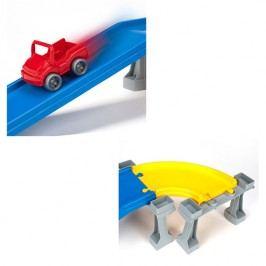 WADER - Wader Kid Cars 3D Mega Garáž 2 poschodia 53130