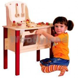 WOODY - Kuchynka Cindy s príslušenstvom