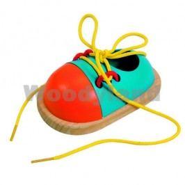WOODY - Woody Šnurovacia topánka