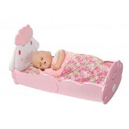 Zapf Creation - Baby Annabel Postieľka s ovečkou 793688