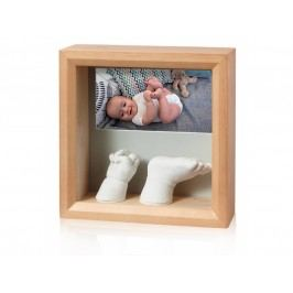 BABY ART - Rámček Photo Sculpture Frame Honey