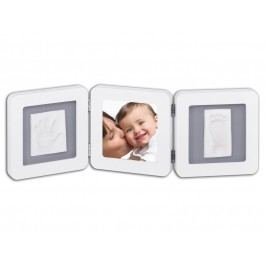 BABY ART - Rámik Double Print Frame White & Grey