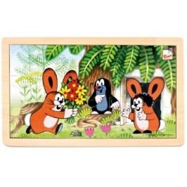 13800 Puzzle Krtko a zajačiky