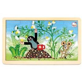 13801 Puzzle Krtko a kamilky
