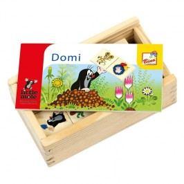 BINO - 13804 Domino skladačka Krtko