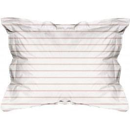 Homeville Mix&Match povlak na polštář Stripe béžová - 50x70 cm