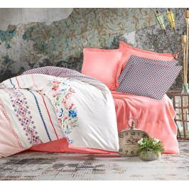 Cottonbox povlečení 100% bavlněné renforcé Flowery - 140x200 / 70x90 cm