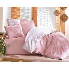 Cottonbox povlečení 100% bavlněné renforcé Geometry Pink - 140x200 / 70x90 cm