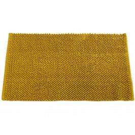 TODAY Koupelnová předložka 50x80 cm Safran - žlutá