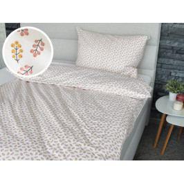 Homeville povlečení 100% bavlna Fanni 140x200cm+70x90cm
