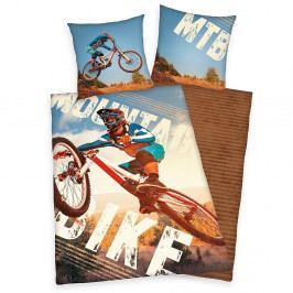 Herding povlečení Mountainbike MTB 140x200/70x90 cm