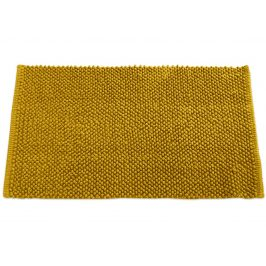 TODAY Koupelnová předložka mikrovlákno 50x80 cm Safran - žlutá