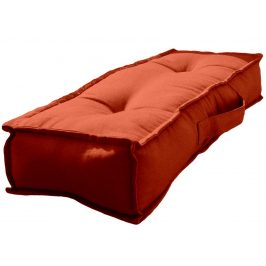 TODAY GARDEN SPIRIT područka na paletu 58x10x20 cm Orange Rust - oranžová