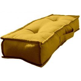 TODAY GARDEN SPIRIT područka na paletu 58x10x20 cm Ceylon Yellow - žlutá