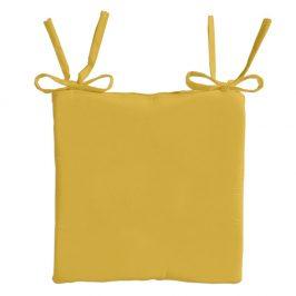 TODAY GARDEN SPIRIT vysoký podsedák na židli 40x40x6 cm Ceylon Yellow - žlutá