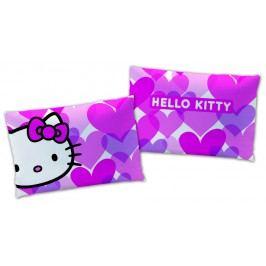 CTI Plyšový vankúšik Hello Kitty Mimi Love 28x42 cm