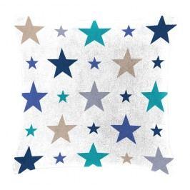 Detský vankúšik baránok Mistral Home Starry sky blue 40x40 cm