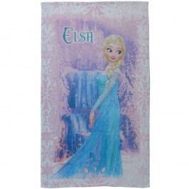 CTI Osuška Frozen (Ľadové kráľovstvo) Elsa Cascade 70x120 cm