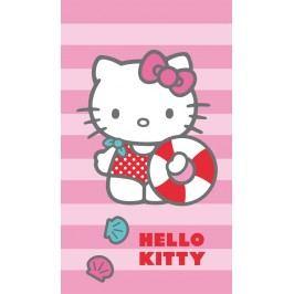 CTI Osuška Hello Kitty Deauville jarná kolekcia 70x120 cm